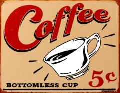 Anuncio vintage café