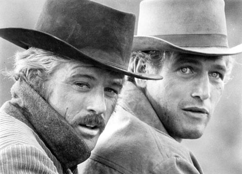 robert redford y paul newman
