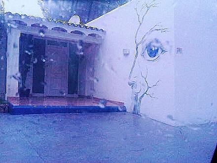 La lluvia en ibiza una maravilla la ciudad de elena for Arquitectura ibicenca