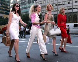 girls,sexo en nueva york y demas series de chicas