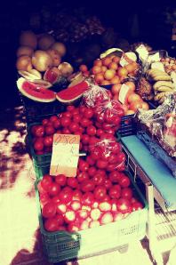 Mercado  payés San Antonio