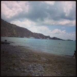 Playa de Cala Jondal