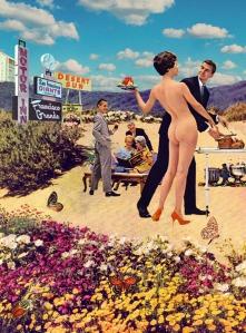 Sammy Slabbinck. Surrealismo vintage