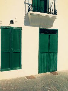 fachada en San Antonio. Ibiza