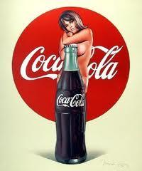 anuncio coca cola vintage