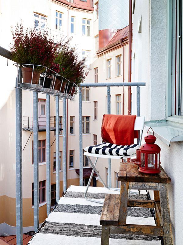 Decorando mi peque o balc n la ciudad de elena - Balcones con encanto ...