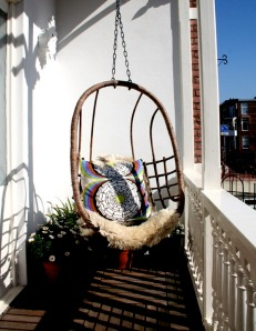 hangstoel-balkon