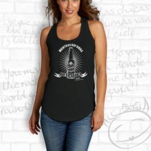 camiseta con logo birra