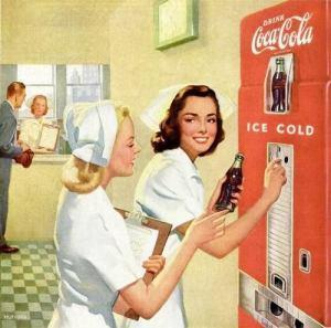 enfermeras vintage
