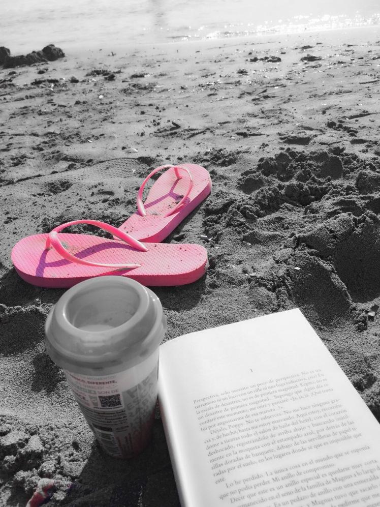 sandalias playa