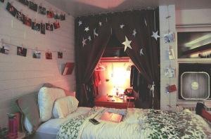 habitación luces